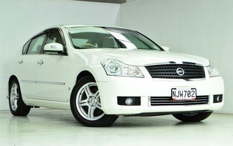 2007 Nissan Fuga