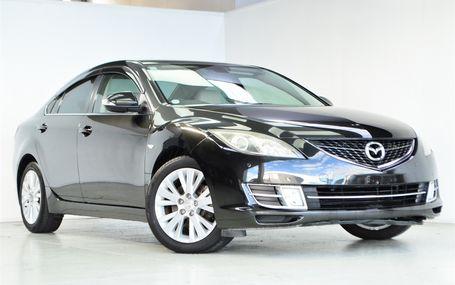 2008 Mazda Atenza `` DARK TRIM `` Test Drive Form