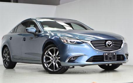 2016 Mazda Atenza