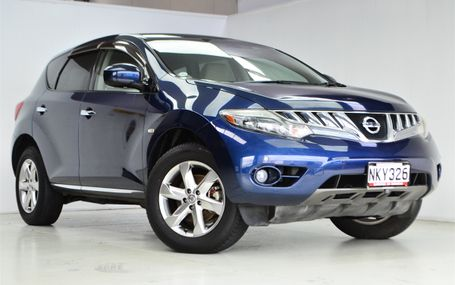 2008 Nissan Murano `` 4WD LEATHER TRIM `` Test Drive Form