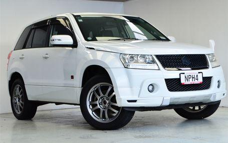 2010 Suzuki Escudo