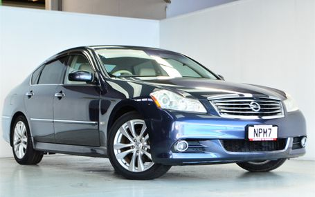 2008 Nissan Fuga