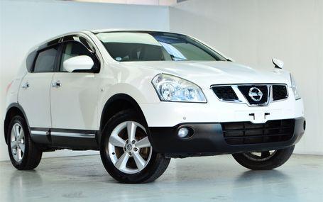 2010 Nissan Dualis