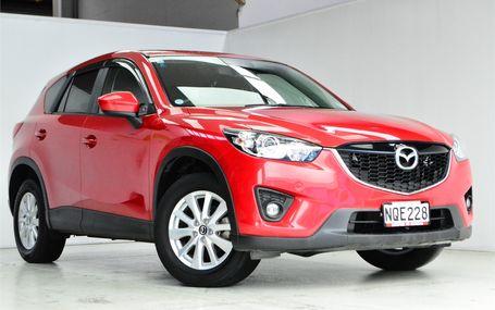 2012 Mazda CX-5 **DARK TRIM** Test Drive Form