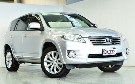 2012 Toyota Vanguard