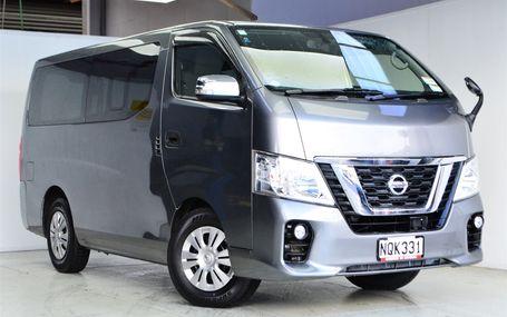 2018 Nissan NV350
