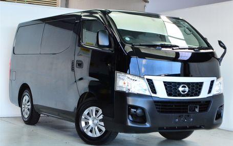 2016 Nissan NV350 CARAVAN Test Drive Form