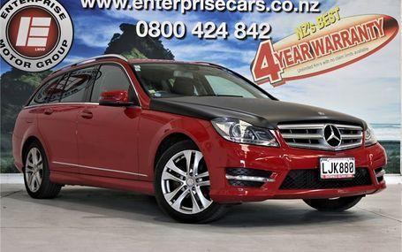 2012 Mercedes-Benz C 180