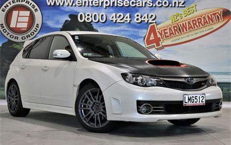 2010 Subaru Impreza WRX- SUPER COOL HATCH Test Drive Form