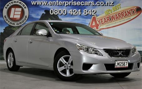 2011 Toyota Mark-X