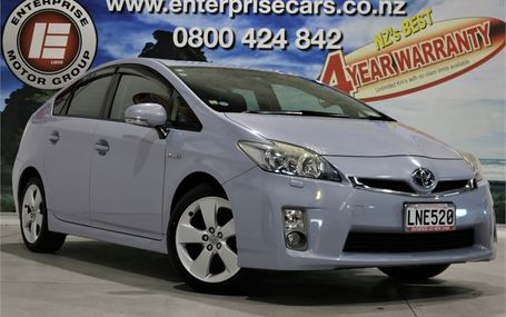 2009 Toyota Prius G TOURING Test Drive Form