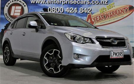 2013 Subaru Impreza XV 4WD 2.0L I-L EYESIGHT MODEL Test Drive Form
