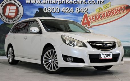2010 Subaru Legacy WAGON S PACK LIMITED Test Drive Form