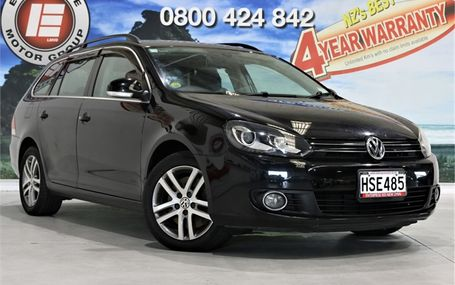 2010 Volkswagen Golf Wagon SPORTY IN BLACK Test Drive Form