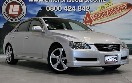 2007 Toyota Mark-X
