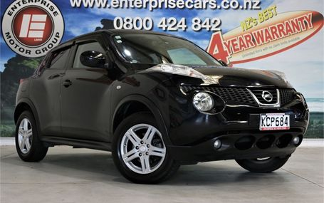 2010 Nissan Juke HATCH GREAT BUYING Test Drive Form