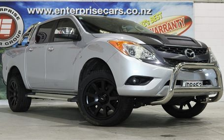 2015 Mazda BT-50 GSX 3.2 SUPER TIDY Test Drive Form