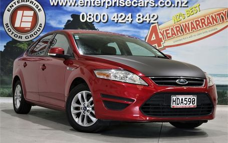 2013 Ford Mondeo T/DIESEL POPULAR HATCH Test Drive Form