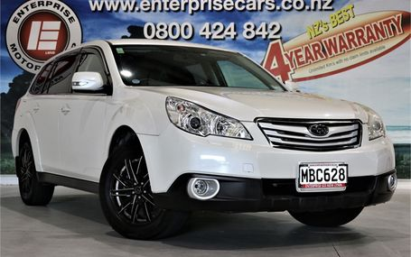 2009 Subaru Outback 2.5 75,000 KMS - STUNNER Test Drive Form