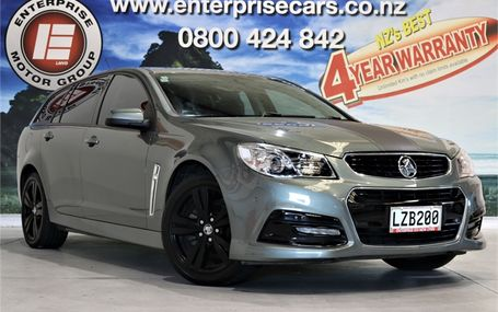 2015 Holden Commodore SV6 HOT LOOKING WAGON Test Drive Form