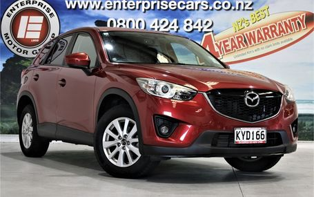 2012 Mazda CX-5 DIESEL 70,000 KMS ONLY Test Drive Form