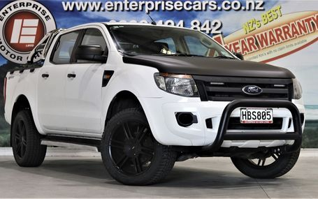 2013 Ford Ranger XL D/CAB NEW RIMS Test Drive Form