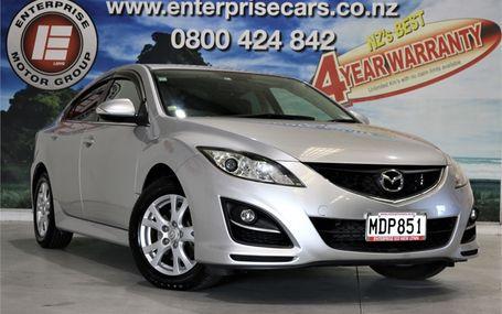 2012 Mazda Atenza