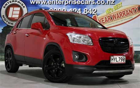 2015 Holden Trax