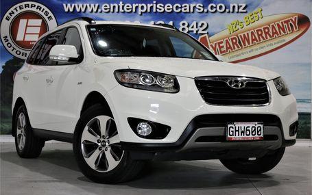 2012 Hyundai Santa Fe ELITE 2.2R CRDI 7 SEATER Test Drive Form