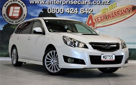 2011 Subaru Legacy 2.5 GT S PACKAGE Test Drive Form