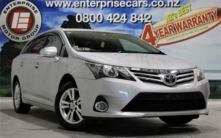 2014 Toyota Avensis POPULAR MAKE AND MODEL Test Drive Form