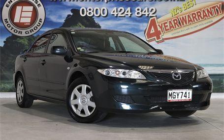 2004 Mazda Atenza