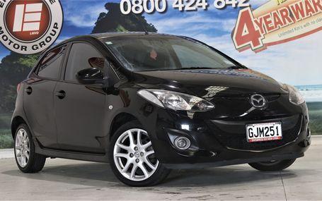 2012 Mazda 2 SPORT 1.5 5 SPEED MANUAL Test Drive Form