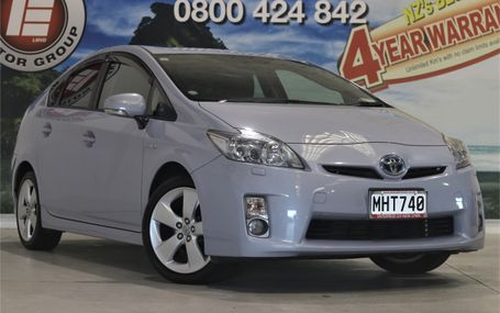 2010 Toyota Prius A POPULAR MAKE AND MODEL Test Drive Form