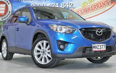 2012 Mazda 6 CX-5 XD L PACK AIRBAGS - STUNNER Test Drive Form