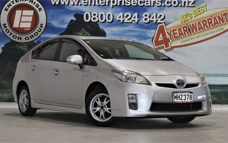 2010 Toyota Prius L SAVE ON GAS NOW Test Drive Form