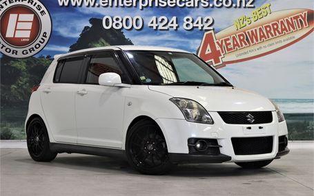 2006 Suzuki Swift SPORT 73,000 KMS Test Drive Form