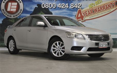 2011 Toyota Aurion 3.5 POPULAR SEDAN Test Drive Form