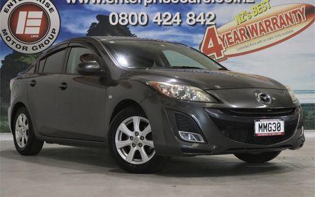2010 Mazda Axela 15C NO DEP FINANCE AVAILABLE Test Drive Form