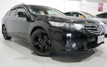 2008 Honda Accord WAGON EURO STYLING Test Drive Form