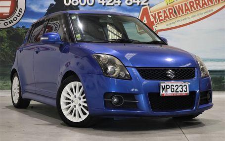 2009 Suzuki Swift