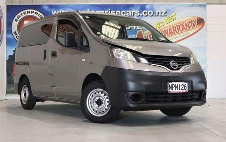 2011 Nissan Vanette