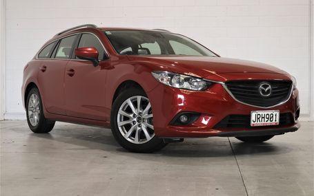 2016 Mazda 6