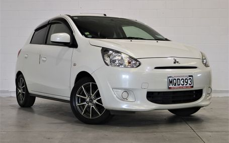 2012 Mitsubishi Mirage G GREAT ON GAS Test Drive Form