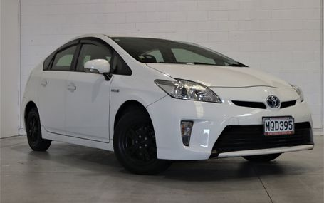 2012 Toyota Prius L 8 AIRBAGS - ALLOYS Test Drive Form