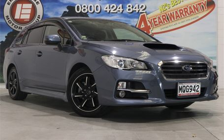 2014 Subaru Levorg 1.6 GT EYESIGHT MODEL Test Drive Form