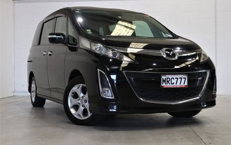 2008 Mazda Biante 20S MOVE THE FAMILY Test Drive Form