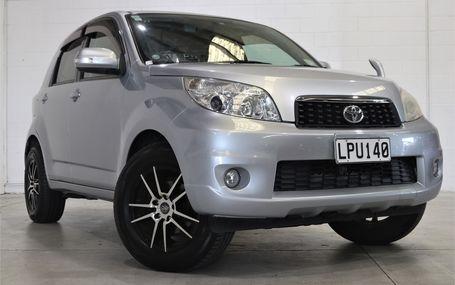 2009 Toyota Rush