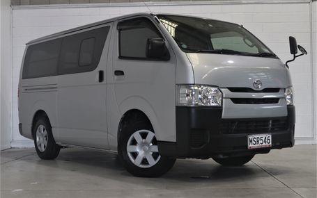 2014 Toyota Regius