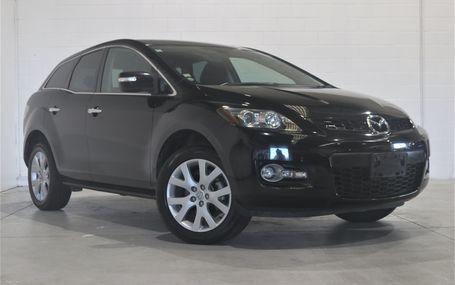 2006 Mazda CX-7 EASY ONLINE FINANCE Test Drive Form